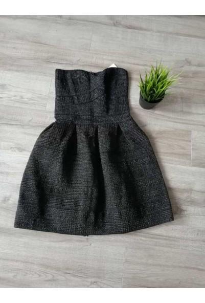 Бляскава мини рокля