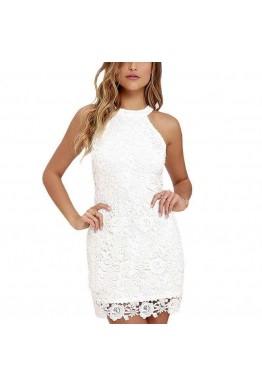 Дантелена рокля