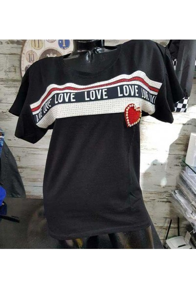Тениска LOVE