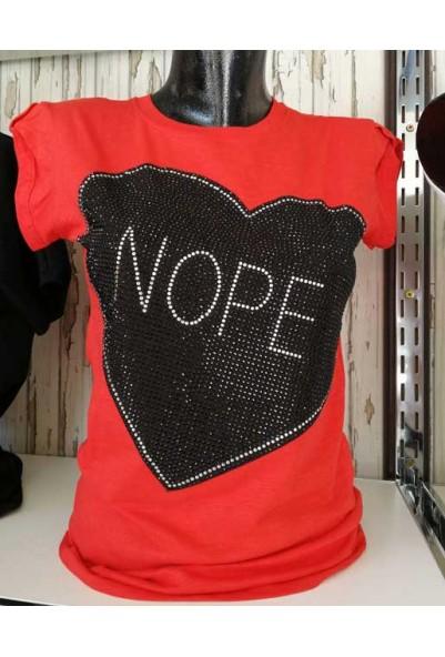 Тениска NOPE